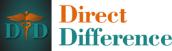 Direct Difference Mobile Logo