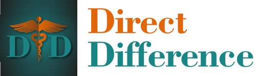 Direct Difference Mobile Retina Logo